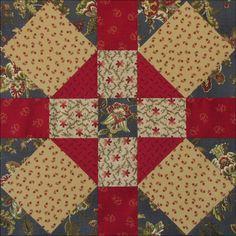 Austen Family Album: Block 14: Home Comfort for George Austen II