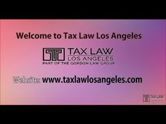 Relief is there! Under the Umbrella of your Los Angeles Tax Attorney Los Angeles Tax Attorney  easily handle tax related issues. With one of the strictest states on taxation, this requires the best advice around. Official Mail: GLG@GordonLawLtd.com Phone Number: 818-584-2175 Web: https://www.taxlawlosangeles.com/ FB: https://www.facebook.com/Tax-Law-Los-Angeles-1584675901840899 Linkedin: https://www.linkedin.com/company/gordon-law-los-angeles