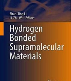 Free download organic chemistry by paula yurkanis bruice 4th hydrogen bonded supramolecular materials pdf fandeluxe Choice Image
