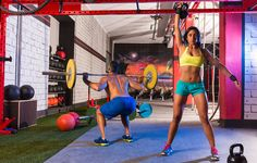 7 Stories of Women Showing Up the Men in Their Gyms