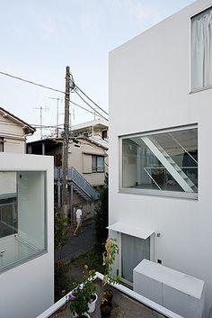 SANAA Moriyama House