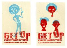 Get Up Printing Kit / Postcards