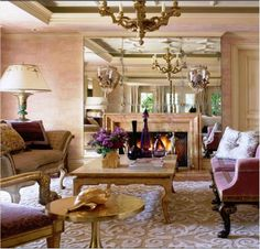 :: Italian Style - Master Bedroom #2 ::           - Wendi Young Design -
