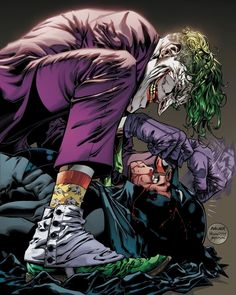 The cover to May's Detective Comics features Joker overpowering Batman in a lead-up to the Joker War event. Joker Comic, Joker Batman, Batman Joker Wallpaper, Joker Dc Comics, Batman Artwork, Arte Dc Comics, Joker Wallpapers, Batman Comic Art, Joker Art
