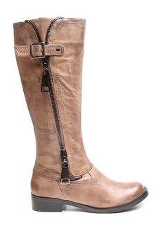 Jersey Zip Boot by Non Specific on @HauteLook
