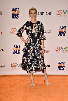 Heather Morris attends the 24th Annual Race To Erase MS Gala