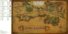 lotro deed defence of the lone lands map - Google Search
