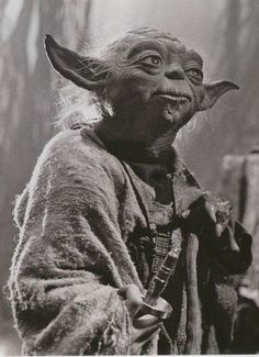 Yoda from Star Wars: The Empire Strikes Back