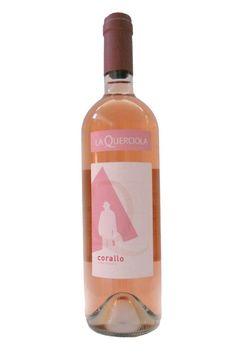 Langhe Rosato DOC Corallo 2011 – La Querciola € 9.90 Diamante si caratterizza per le note di fiori freschi, ciliegia, fragola e arancia candita. Il vino ha buona freschezza e struttura. Dislocata tra i comuni di Barolo e di Farigliano, con una produzione annua di circa 100.000 bottiglie, l'azienda produce tipici vini rossi piemontesi. #langhe #rosè #italia #vino #barolo