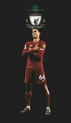 Liverpool Champions, Liverpool Football Club, Liverpool Fc, Manchester United Team, This Is Anfield, Alexander Arnold, You'll Never Walk Alone, Walking Alone, Sports