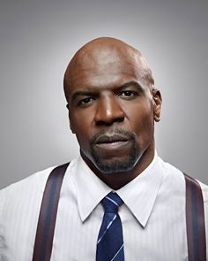 Terry Crews as Terry Jeffords in the new single-camera workplace comedy Brooklyn Nine-Nine premiering this fall on FOX! Brooklyn Nine Nine, Brooklyn 9 9, Tv Series 2013, New Tv Series, Lito Rodriguez, Andy Dwyer, Terry Crews, Black Actors, American Actors