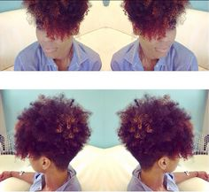 Popular afro hairstyles for woman – My hair and beauty Hair Dos, My Hair, Curly Hair Styles, Natural Hair Styles, Natural Beauty, Tapered Natural Hair Cut, Pelo Afro, Hair Affair, Natural Hair Inspiration