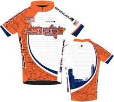 Illinois Bicycle Jersey Medium -- Check this awesome product by going to the link at the image. (Note:Amazon affiliate link)