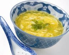Egg Flower Soup takes only about 30 minutes to make and is easier than ordering take out. Well, almost easier.