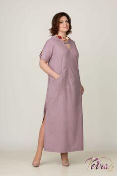 Летнее льняное платье больших, 48-66, размеров. Летние льняные платья больших размеров от tetrabel.by. Летние платья больших размеров оптом.  #ЛетниеПлатьяБольшихРазмеров #ЛетнееПлатьяДляПолныхЖенщин