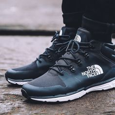 The north face litewave jxt mid @ jdsports News Fashion, Fashion Shoes, Pat Ewing, Converse, Lacoste, The North Face, North Faces, Men's Shoes, Shoe Boots