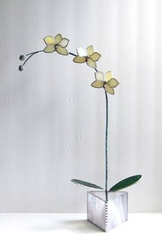 Orchid-Kaliedoscope-in Ever-Blooming 3D by GlassKissinCreations