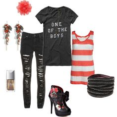 If I Still Had My Band, created by desiree72180.polyvore.com