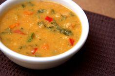 sopa de feijão branco e amaranto - papacapim blog