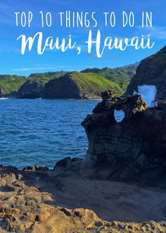 Check out the Top 10 Things to Do in Maui, Hawaii — Wandering Jokas Travel Blog www.wanderingjokas.com