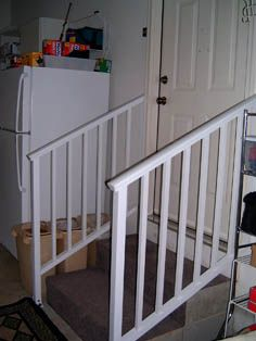 Genial Photos Of Railing For Outside Steps | Railings For Stairs | Iron Hand Rails  | Wooden