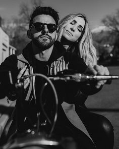 Cruisin '- Jordy B Foto, Motorrad Paare Bilder, Verlobungen, Paare . - Wedding Photography Inspiration - Jordy B Photo - motorrad frauen