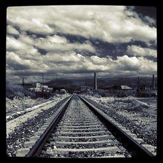 Vías del tren | fotos de Paisajes naturales y urbanos