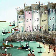 Rebecca Lardner - Seaside Stories II