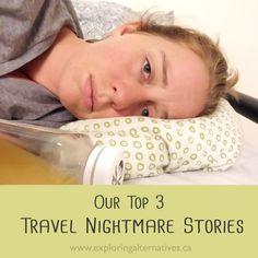 Travel Nightmare Stories - Exploring Alternatives Campervan, Exploring, Travelling, Alternative, Blog, Blogging