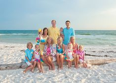 beach pictures of families | The Wiggains family | Orange Beach Florida Family Photographers
