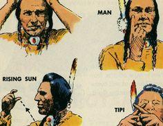 Native American Sign Language