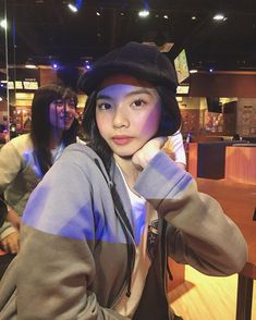 Discover recipes, home ideas, style inspiration and other ideas to try. Filipina Beauty, Zero Two, Ulzzang Girl, Trinidad, Hair Goals, Riding Helmets, Cute Girls, Captain Hat, Style Inspiration