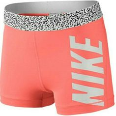 Coral Nike Pros