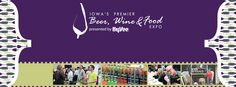 2014 Iowa's Premier Beer, Wine and Food Expo - discount tickets inside!  | #DesMoines #events #beer #wine #food