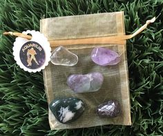 A personal favorite from my Etsy shop https://www.etsy.com/listing/471517237/aquarius-zodiac-healing-crystals-pouch