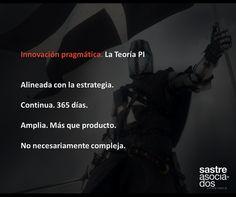 The #cause we defend: #pragmatic #innovation #Innovación #pragmática, sin alardes, sin adornos. #empresas