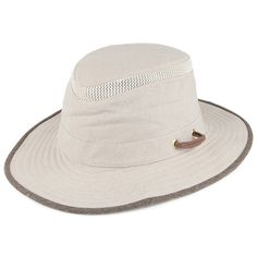 97fdb2ab Tilley Hats TMH55 Cotton & Hemp Packable Mash Up Hat - Sand from Village  Hats.