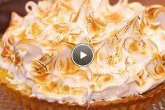 Appel-limoentaart met meringue - Recept   24Kitchen