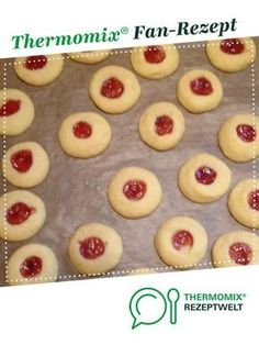 Ein Thermomix ® Rezept aus der Kategorie B… Cookies angel eyes by marcanja. A Thermomix ® recipe from the category baking sweet www.de, the Thermomix ® community.