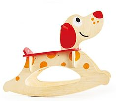Hape Rocker Puppy Ride On Hape https://www.amazon.com/dp/B01HC86RJA/ref=cm_sw_r_pi_dp_U_x_cATsAb363Y4XD