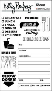 *Kelly Purkey Clear Stamps FOODIE