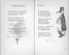 Maurice Careme, Les Fables, Bullet Journal, Images, Learn French, Poems Beautiful, Love