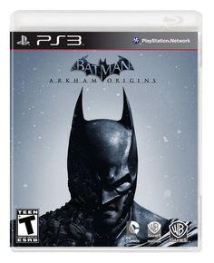Amazon.com: Batman: Arkham Origins - Playstation 3: Video Games