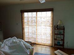 1000 Ideas About Sliding Door Blinds On Pinterest
