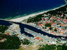 Ustka Health Resort // Do you want to visit Ustka Health resort? check http://eltours.com/tailor-made-customized-tours