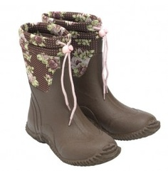 Love these boots! I would love to use them while working in the garden.