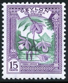 King George VI Postage Stamps: Ceylon 1950 (4 Feb)