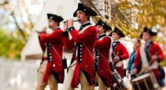 Colonial Williamsburg packages