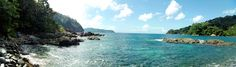 Pantai Batu - Teluk Ijo (Green Bay)