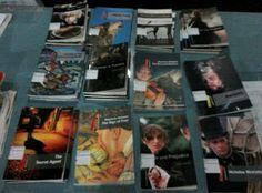 Perpustakaan Bunga Bangsa ƸӜƷ: Koleksi Buku Baru Novel Berbahasa Inggris